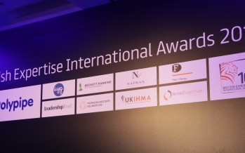 Shortlisted for Outstanding International Business (SME) at the British Expertise International Awards