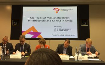 Infrastructure and Mining progress in Lusophone and Francophone markets