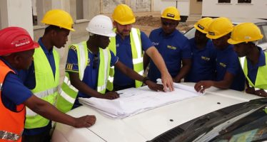 Offering Expertise & Supply for Tanzanian Housing Project