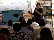 Gutter Installation Training in Uganda