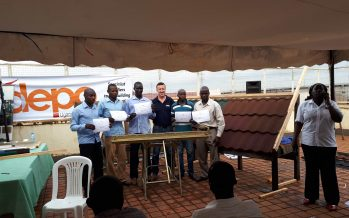 Decra® Installation Training in Uganda