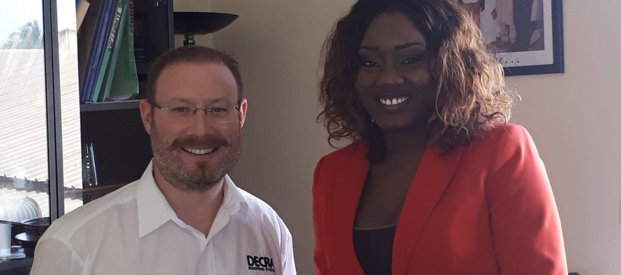 ASL Marketing Director visits Senegal