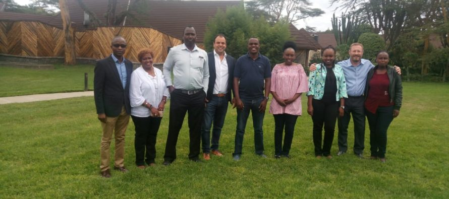 AHI Regional Director for Africa and ASL Marketing Director visit Kenya